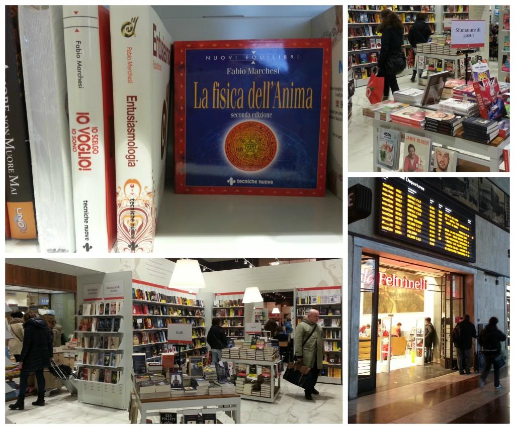 La stazione Santa Maria Novella cambia look e si riempie di negozi, bar e librerie