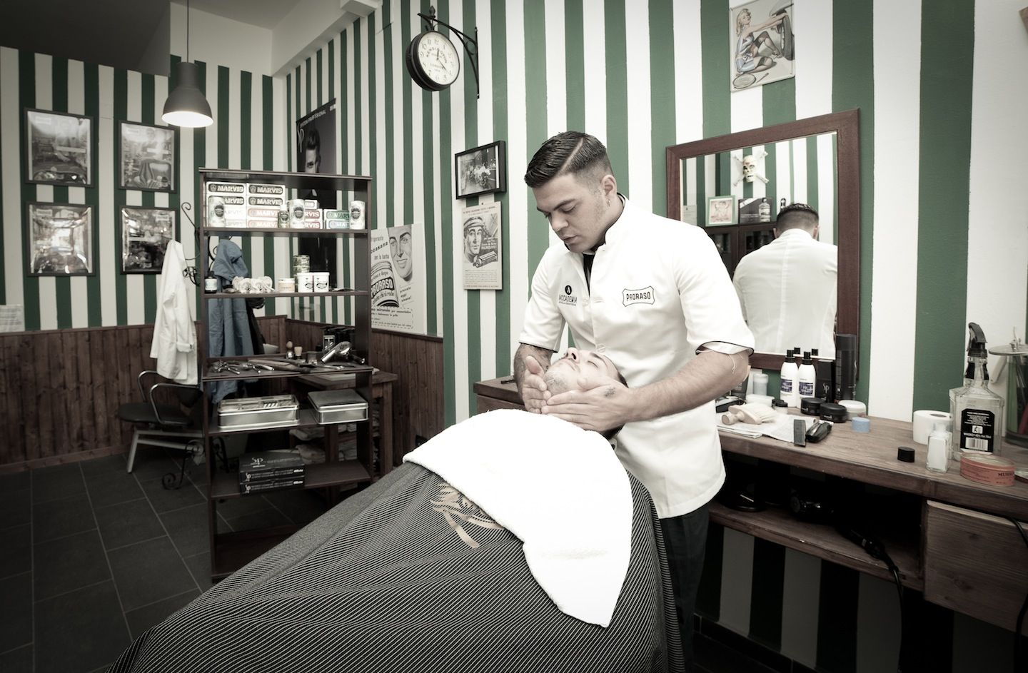 Barber Blues : Blues Barber Shop a Firenze ? una barberia, parrucchiere per uomo ...