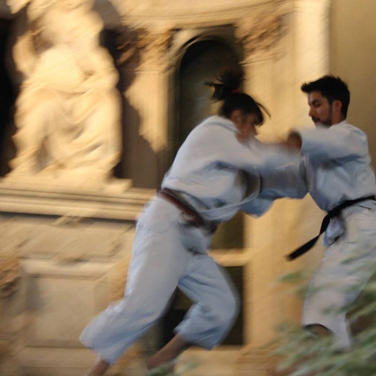 Il judo educazione è una disciplina proposta da Elena Degl'Innocenti, presidente di Judo Kwai Firenze e dall'AISE