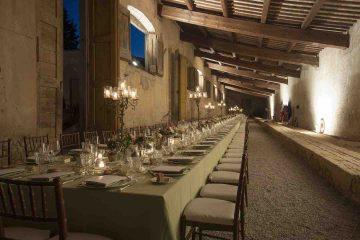 Eventi e Cucina è il catering di Rossella Tomada e Francesco Lenzi, due giovani di Prato che hanno rivoluzionato il concetto del catering & banqueting