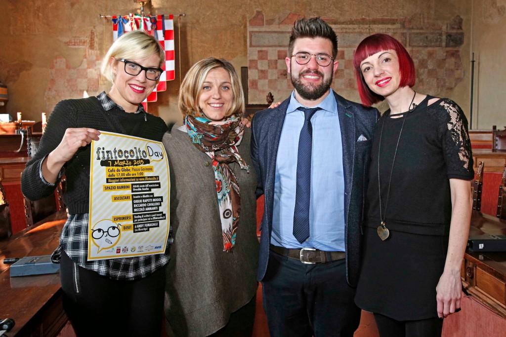 Il FintoColto Day è una manifestazione culturale che si tiene a Pistoia il 7 marzo 2015. Ospiti d'eccezione: Niccolò Ammanniti, Mogol e Riccardo Cavallero