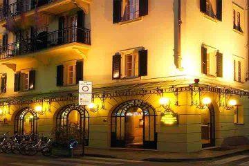 L'Hotel Goya di Forte dei Marmi è un 4 Stelle superior, in stile liberty originale, nel cuore della Versilia
