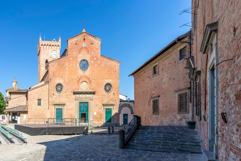 Il Duomo di San Miniato, la cattedrale di Santa Maria dell'Assunta e San Genesio