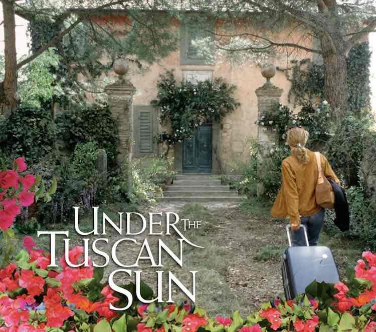 Tutti i film girati a Cortona: Under Tuscan Sun - Sotto il sole della Toscana