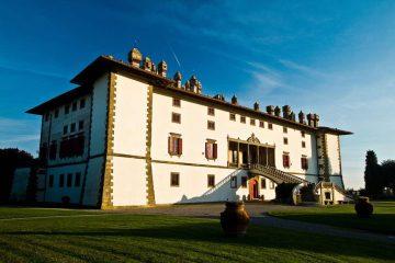 Villa Artimino, bellissima villa toscana in provincia di Prato, detta dei Cento Camini