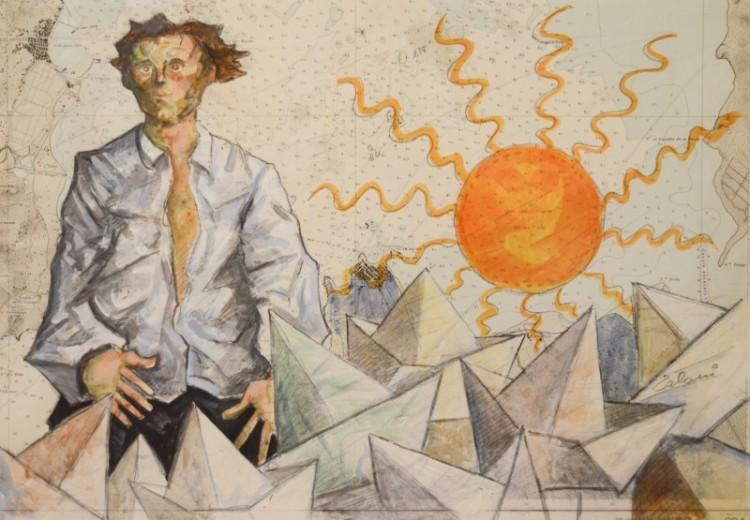 Le opere di Giampaolo Talani aprono la rassegna Artimino Contemporanea che porterà molti artisti alla Villa dei Cento Camini