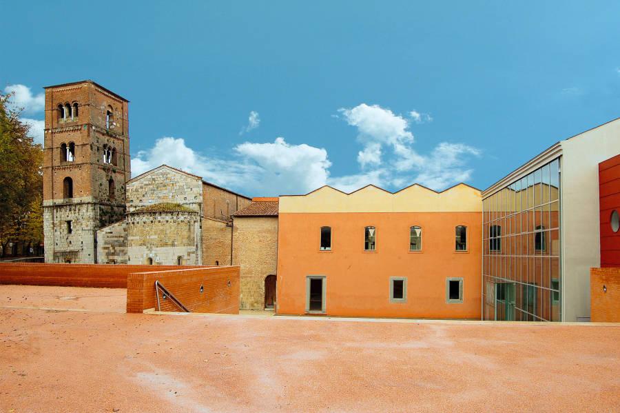 Chiesa San Michele degli Scalzi - Pisa - Torre Pendnete