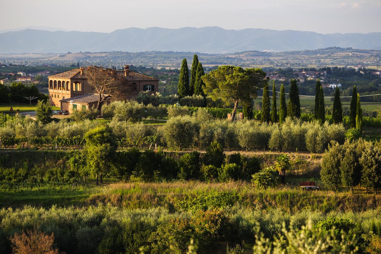 Ville in toscana all 39 ombra della torre di pisa tuscanypeople for Villas toscana