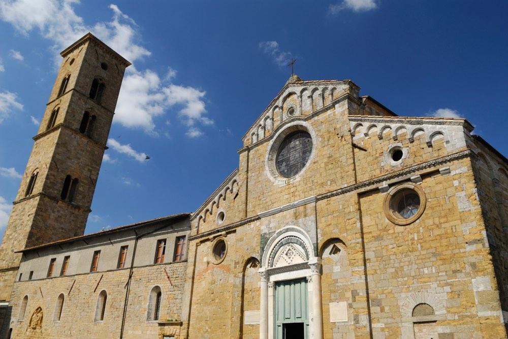 La Cattedrale di Santa Maria dell'Assunta a Volterra