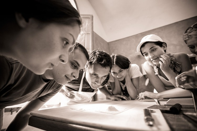 Cooking in Florence, established as an innovative cooking school offering intimate cooking classes in a local setting in the old Florence