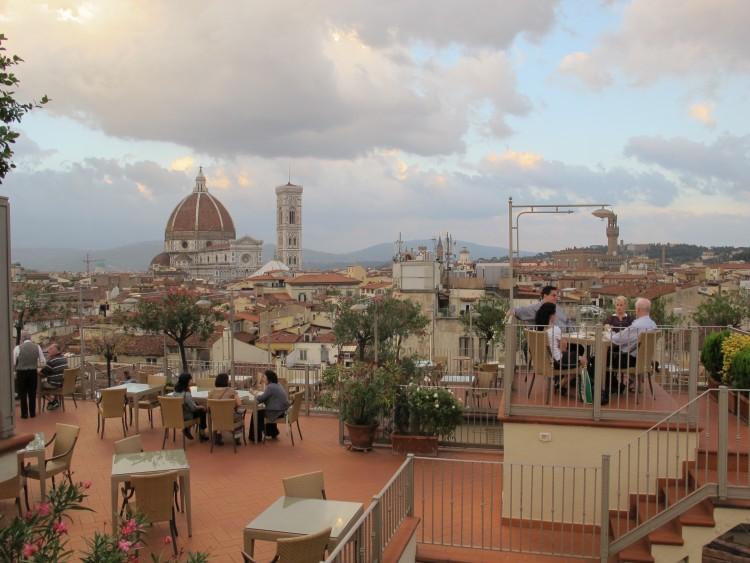 Emejing Terrazza Hotel Excelsior Firenze Images - Amazing Design ...