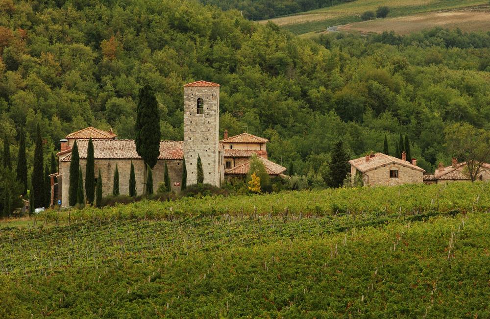 4 Luxury Resort in Chianti: Castello di Spaltenna, Borgo San Felice, Castello del Nero e Castel Monastero, i Luoghi dove vivere una luxury tuscan experience