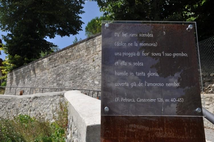 La casa di Francesco Petrarca ristrutturata e trasformata in museo, verrà inaugurata a Incisa Val d'Arno il 13 settembre 2015 con una grande festa di paese