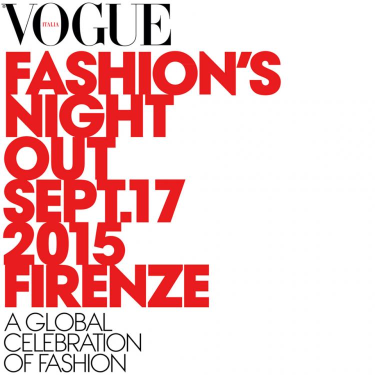 Vogue Fashion's Night Out 2015: la moda passeggia a Firenze