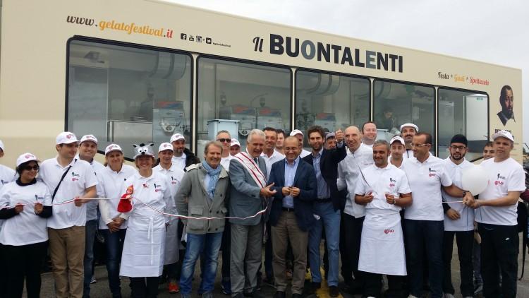 Gelato Festival 2015: al piazzale Michelangelo la finale europea