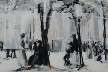 Arte: le tele di Huisman nella villa medicea di Artimino