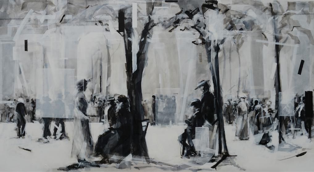 """Dal 9 ottobre in scena alla villa medicea di Artimino la mostra dei dipinti dell'olandese Wessel Huisman che chiude la rassegna """"Artimino Contemporanea"""""""