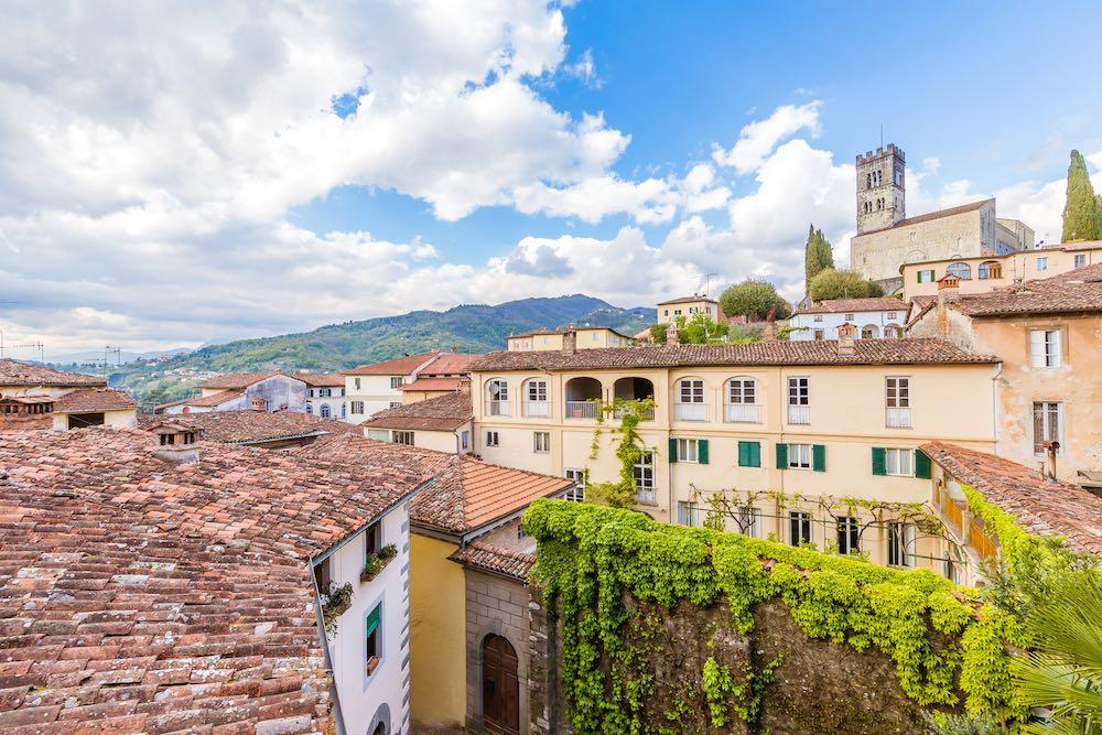 Il borgo di Barga in Garfagnana