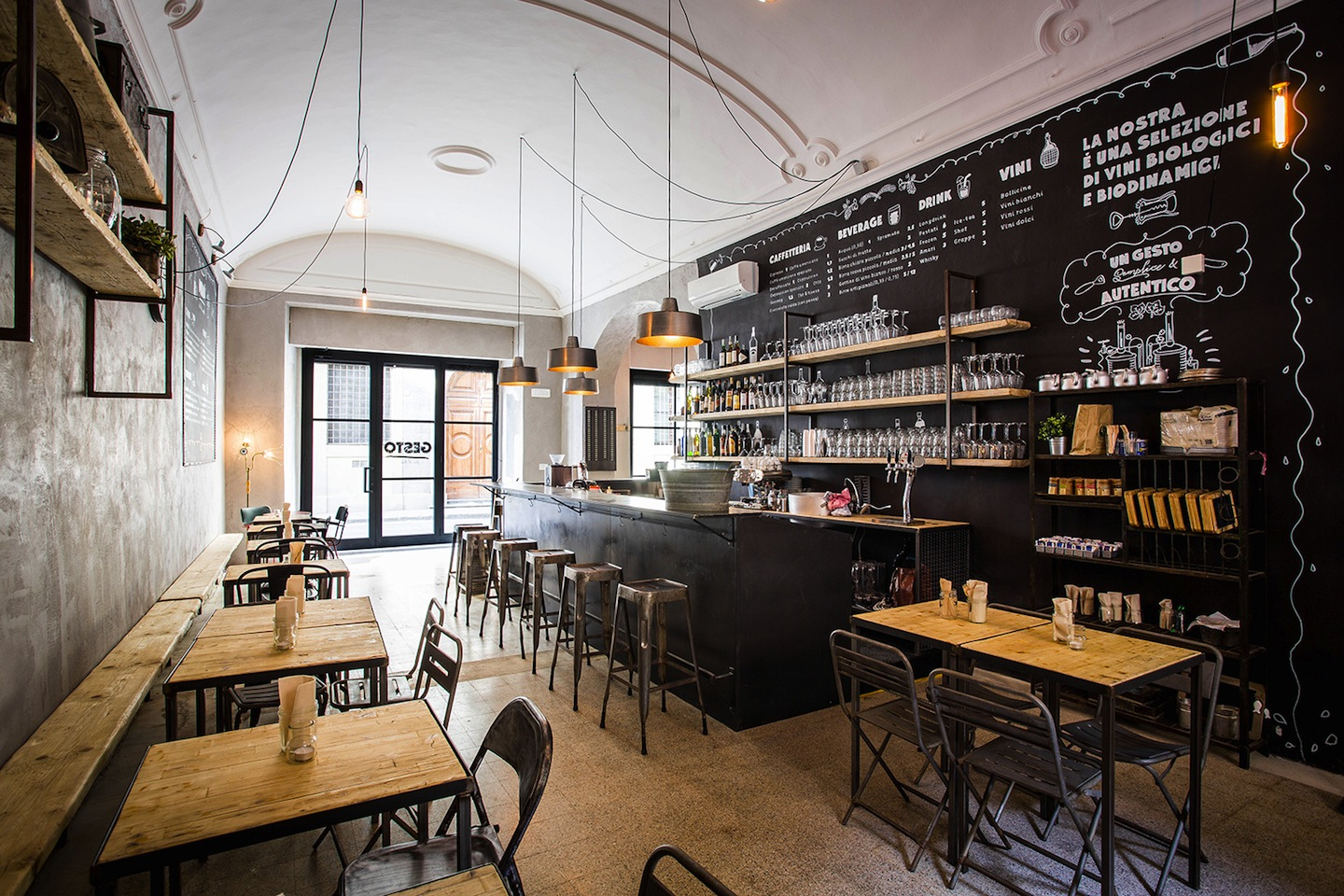 5 ristoranti cool a firenze quando il food fa tendenza for Ristoranti di design
