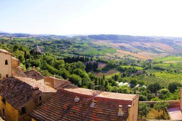I borghi della Val d'Orcia si trovano tra Siena e Grosseto, a sud della Toscana. Insieme alla Val d'Orcia sono stati riconosciuti come patrimonio dell'Umanità dall'UNESCO.