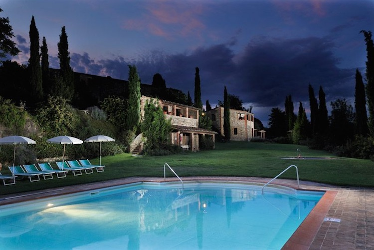 I migliori hotel in Val d'Orcia, terra magica in Toscana, proclamata patrimonio dell'umanità dall'Unesco, dove poter vivere un'autentica tuscan experience