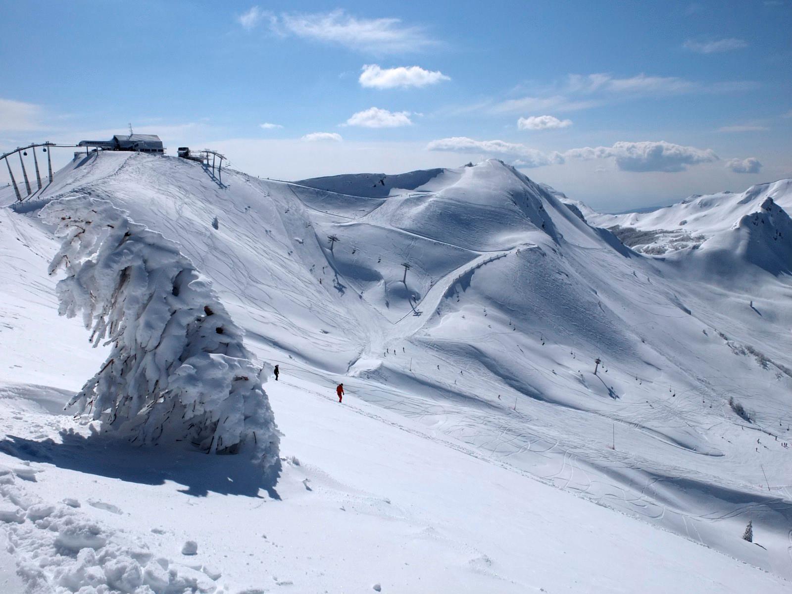 La Val di Luce si trova in Toscana all'Abetone