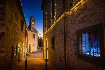 Montegemoli è un piccolo borgo toscano in provincia di Pisa