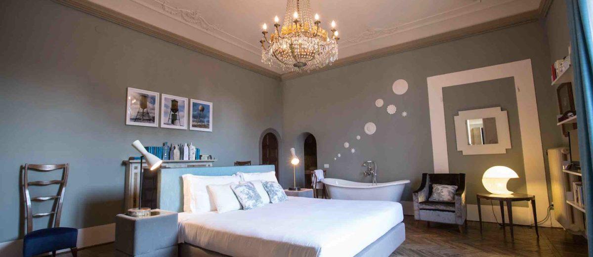 Hotel Adastra - Firenze (Stanza n.2)