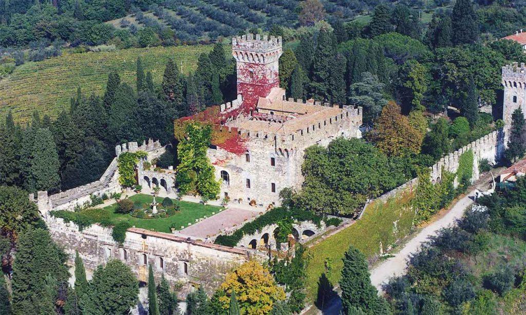 Castello di Vincigliata: sposarsi in Toscana in un castello medievale con vista su Firenze. Un location perfetta per un matrimonio da sogno Made in Tuscany.