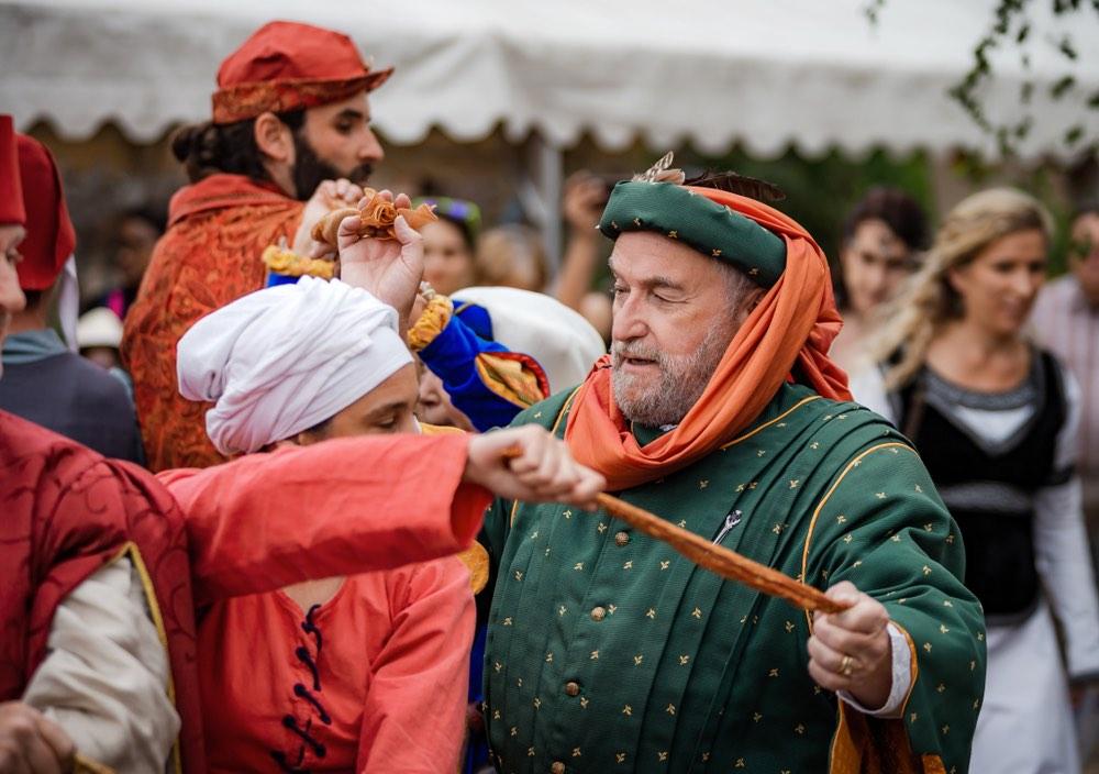 A Bibbiena ogni anno si festeggia il Carnevale della Mea