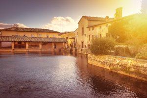 Terme in Toscana: 7 weekend per 7 strutture termali, eleggendo Siena la regina del salus per aquam toscana, per un benessere 100% made in Tuscany