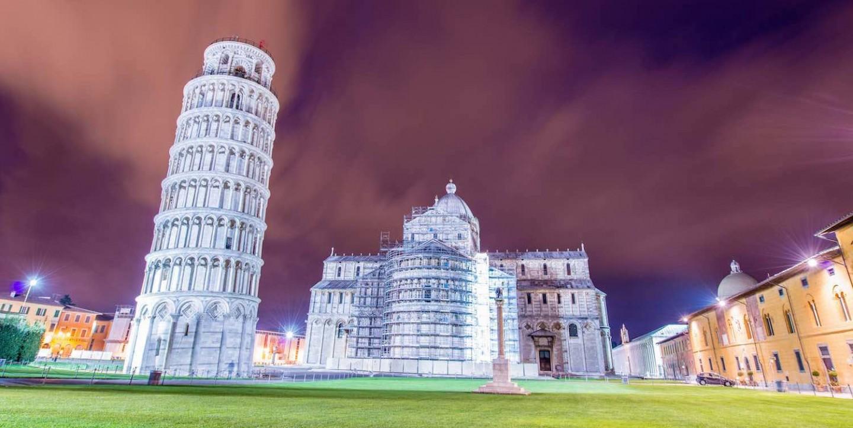 Torre di pisa 8 piani di segreti e curiosit for Piani di casa torre
