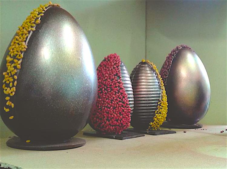 Dove trovare un uovo di Pasqua artigianale 100% Made in Tuscany ? 5 pasticcerie a Firenze: TortaPistocchi