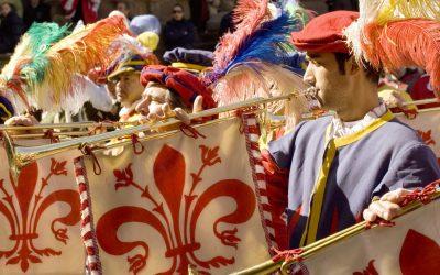 Il Capodanno Fiorentino è la tradizione per cui a Firenze l'anno inizia il 25 marzo, in corrispondenza con l'Annunciazione dell'Incarnazione alla Vergine
