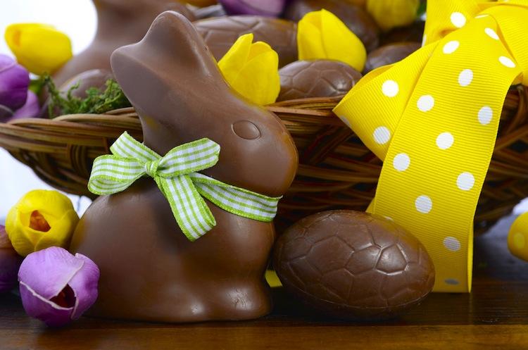 Dove trovare un uovo di Pasqua artigianale 100% Made in Tuscany ? 5 pasticcerie a Firenze: Caffè Gilli