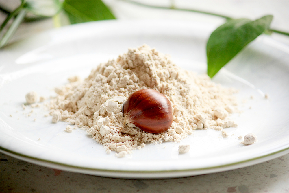 Le castagne in Toscana sono uno dei prodotti tipici più utilizzati insieme alle olive e all'uva