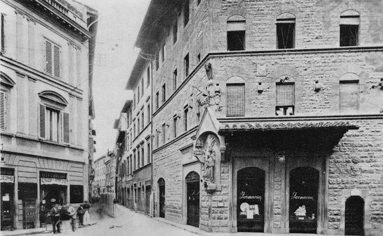 le farmacie storiche di firenze e l 39 antica arte degli speziali