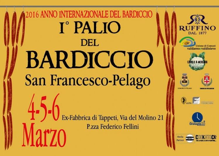 A Pontassieve si è svolto il 1° Palio del Bardiccio, salsiccia tipica della Val di Sieve, che unisce maiale e bue, creando un prodotto 100% Made in Tuscany