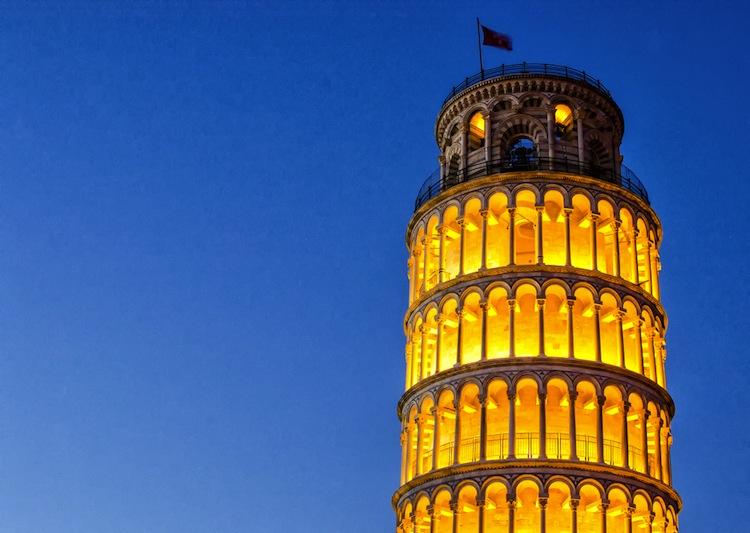 torre di pisa 8 piani di segreti e curiosit