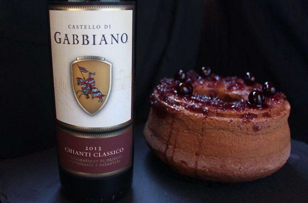 Chiffon Cake al Chianti Classico: la rivisitazione in chiave toscana della ricetta anglosassone