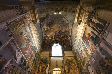 Alla scoperta di Cappella Brancacci e chiesa di S.M.Novella di Firenze con Ciclone Viaggi