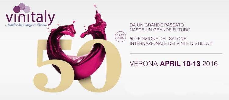Dal 10 al 13 aprile presso Veronafiere si terrà la 50° Edizione del Vinitaly, il Salone del Vino e dei Distillati e TuscanyPeople sarà ovviamente presente.