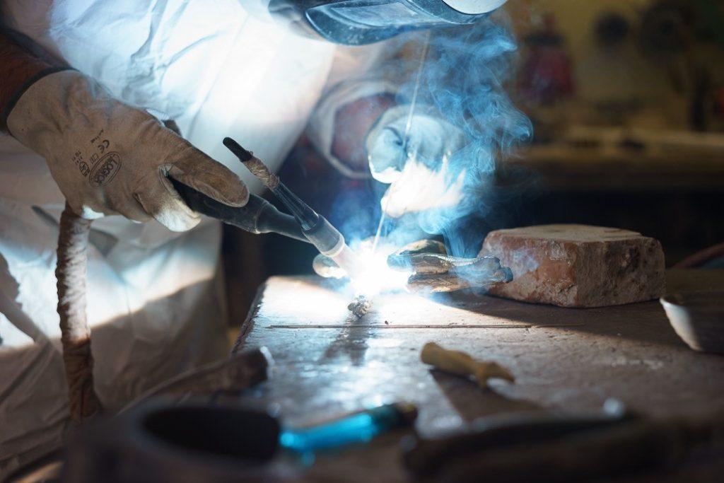Nella Fonderia Artistica Del Giudice, nel Chianti, vengono realizzate importanti opere d'arte, utilizzando l'antica tecnica della fusione a cera persa