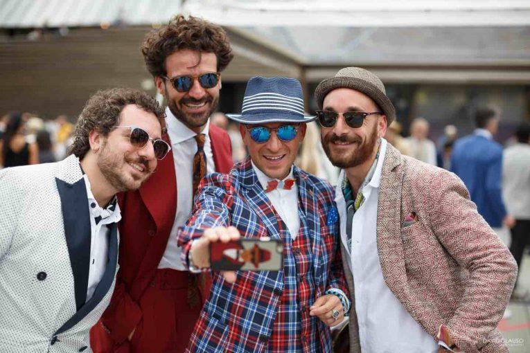 Pitti Immagine Uomo 90 reportage fotografico della kermesse fiorentina realizzato da David Glauso©
