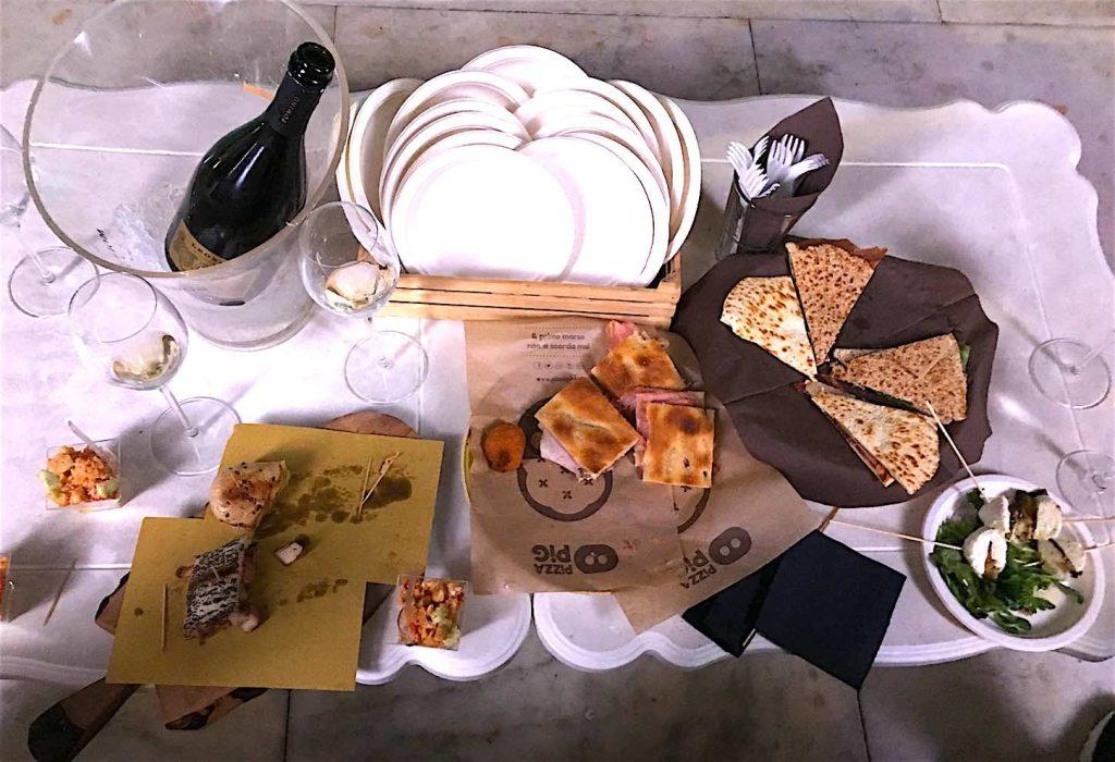 Corte Reale ovvero il locale dove fare un aperitivo cena originale a Firenze in zona Stazione SMN