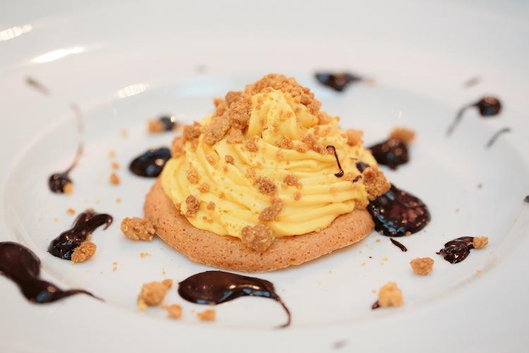 Al Ristorante Industria a Firenze, lo chef Andrea Venzo propone piatti tipici della cucina veneta, sposandoli con prodotti e sapori della tradizione toscana.