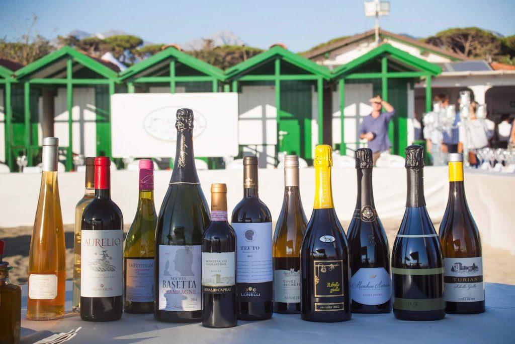 A Tavola Sulla Spiaggia - XXIV edizione - Tutti i vini in degustazione