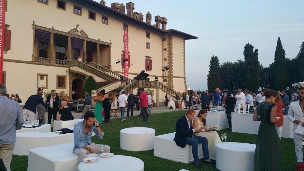A Bollicine 2016, evento che mette insieme i migliori produttori di sparkling wine, ho intervistato Andrea Galanti, Miglior Sommelier d'Italia