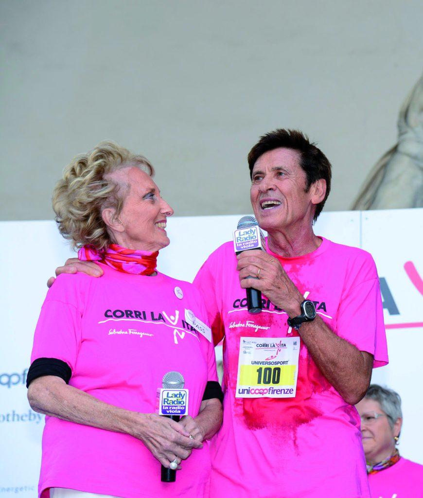 A Firenze il 24 Settembre 2017 si corre la XV edizione di Corri la Vita, la maratona di solidarietà che raccoglie fondi per la lotta al tumore al seno