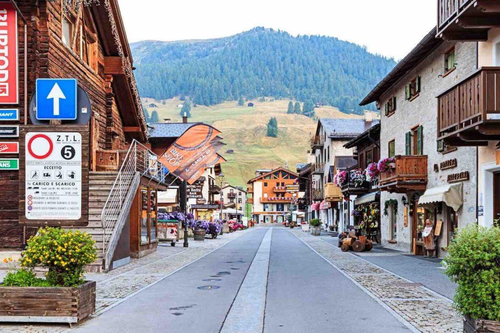 Livigno la citt romantica delle alpi tuscanypeople for Planimetrie per case di 3000 piedi quadrati